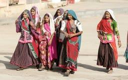 Rebari folk Royaltyfri Bild