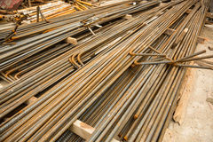 Rebars Royalty Free Stock Photos