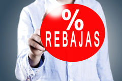 Free Rebates Royalty Free Stock Image - 37517506