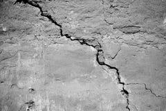 Rebecca 36 BW Oude grunge abstracte concrete textuur met Royalty-vrije Stock Foto