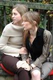 Rebecca en Kristina12 Royalty-vrije Stock Foto's