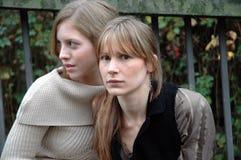 Rebecca et Kristina 8 Images libres de droits