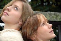 Rebecca et Kristina17 Photos libres de droits