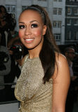 Rebecca Ferguson. Arriving for the 2011 Glamour Awards, Berkeley Square, London. 07/06/2011 Picture by: Alexandra Glen / Featureflash Royalty Free Stock Photo
