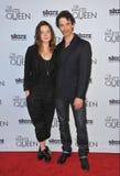 Rebecca Ferguson & James Frain Stock Image