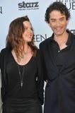 Rebecca Ferguson & James Frain Stock Images