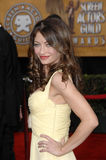 Rebecca Gayheart. At the 13th Annual Screen Actors Guild Awards at the Shrine Auditorium. January 28, 2007 Los Angeles, CA Picture: Paul Smith / Featureflash Stock Photo
