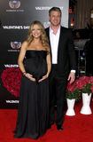 Rebecca Gayheart and Eric Dane Royalty Free Stock Images