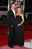Rebecca Gayheart and Eric Dane Royalty Free Stock Photos