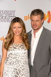 Rebecca Gayheart,Eric Dane. Rebecca Gayheart and Eric Dane  at the 21st Annual GLAAD Media Awards, Hyatt Regency Century Plaza, Century City, CA. 04-17-10 Stock Images