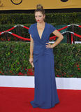 Rebecca Gayheart. LOS ANGELES, CA - JANUARY 25, 2015: Rebecca Gayheart at the 2015 Screen Actors Guild  Awards at the Shrine Auditorium Royalty Free Stock Photos