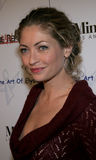 Rebecca Gayheart. November 30, 2005 - West Hollywood - Rebecca Gayheart at The Art of Elysium Presents Russel Young `fame, shame and the realm of possibility` Stock Images