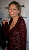 Rebecca Gayheart. WEST HOLLYWOOD, CALIFORNIA. November 30, 2005. Rebecca Gayheart attends the Art of Elysium Presents Russel Young `fame, shame and the realm of Stock Image