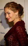 Rebecca Gayheart. WEST HOLLYWOOD, CALIFORNIA. November 30, 2005. Rebecca Gayheart attends the Art of Elysium Presents Russel Young `fame, shame and the realm of Royalty Free Stock Image