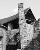 Rebecca 36 Igreja saxona fortificada medieval em Calnic, a Transilvânia Fotos de Stock Royalty Free