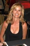 Rebecca Staab på den Hollywood samlare Show fjädrar 2010 Arkivbild