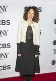 Rebecca Taichman. Director of `Indecent,` arrives for the 2017 Tony Awards Meet the Nominees Press Junket at the Sofitel New York Hotel in New York City on Stock Photos