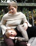 Rebecca y Kristina14 fotos de archivo