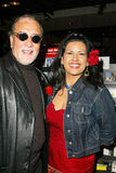 Rebekah Del Rio with Geno Silva Royalty Free Stock Images