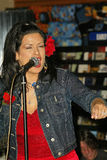 Rebekah Del Rio, i vergini Fotografia Stock