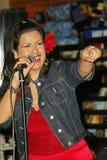 Rebekah Del Rio, i vergini Immagini Stock