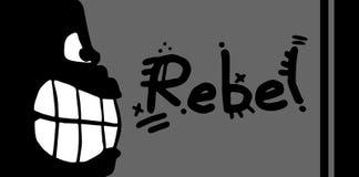 Rebel card Stock Photos