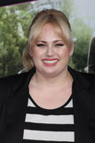 Rebel Wilson arrives at the  Royalty Free Stock Images