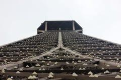 Rebelde del FOE de Torre Eiffel Imagen de archivo libre de regalías