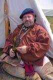 Rebellen en Raider het Weer invoeren in Amherstburg Royalty-vrije Stock Foto's