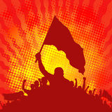 Rebellion Royalty Free Stock Image