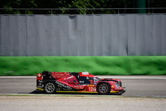 Rebellion Racing R-One AERs LMP1 test at Monza Royalty Free Stock Photography