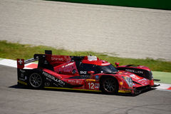 Rebellion Racing R-One AERs LMP1 test at Monza Stock Photos