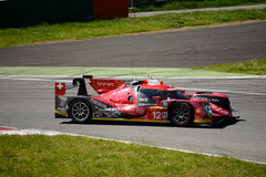 Rebellion Racing R-One AERs LMP1 test at Monza Royalty Free Stock Image