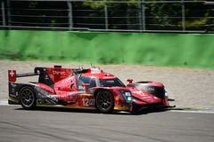 Rebellion Racing R-One AERs LMP1 test at Monza Royalty Free Stock Images
