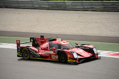 Rebellion Racing R-One AERs LMP1 test at Monza Stock Image