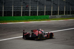 Rebellion Racing R-One AERs LMP1 test at Monza stock photo