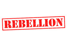 REBELLION Stock Photography