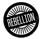Rebellion rubber stamp Royalty Free Stock Photo
