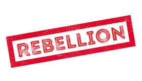 Rebellion rubber stamp Stock Photo