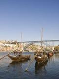 rebelo tradicional łodzi fotografia stock