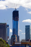 Rebirth of the World Trade Center Stock Photo