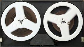 Rebobinado de la grabadora metrajes