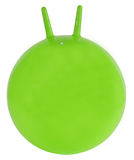 Rebondissement du ballon. Image libre de droits