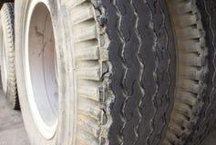 Reboque da roda. Imagens de Stock