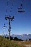 Reboque de esqui no verão Fotos de Stock Royalty Free