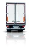 Reboque do caminhão Imagem de Stock