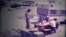 (Reboque do deserto do filme 8 super) que acampa 1975 filme