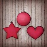 Reboque do Natal Imagens de Stock Royalty Free
