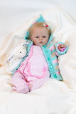 Reborn Doll Royalty Free Stock Image