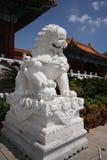 rebuilded yuanming的宫殿 免版税库存照片